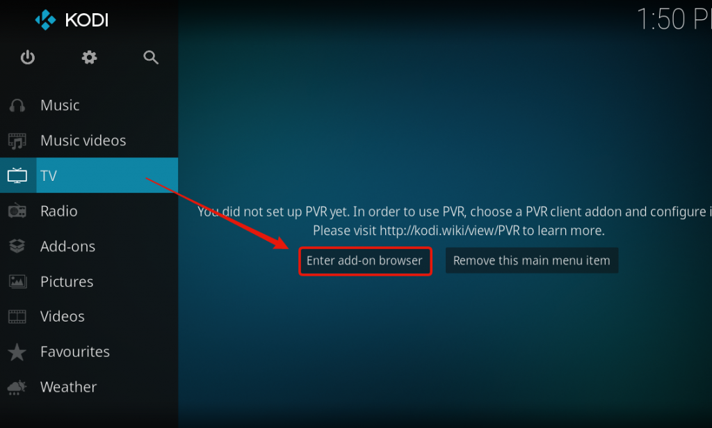 1 2 1024x615 - How to Setup iptv on KODI