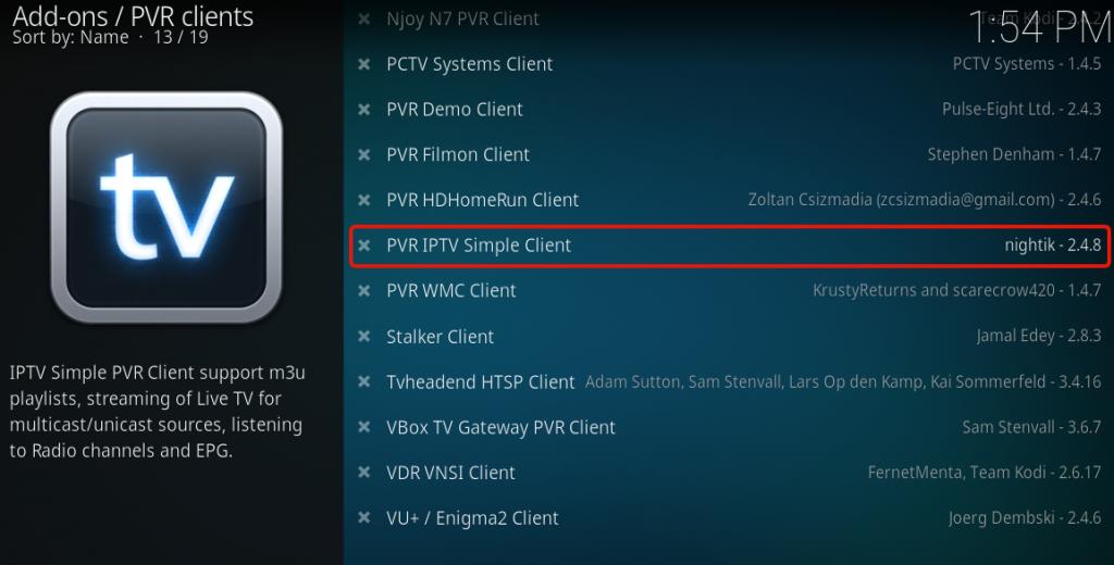 2 2 1024x520 - How to Setup iptv on KODI