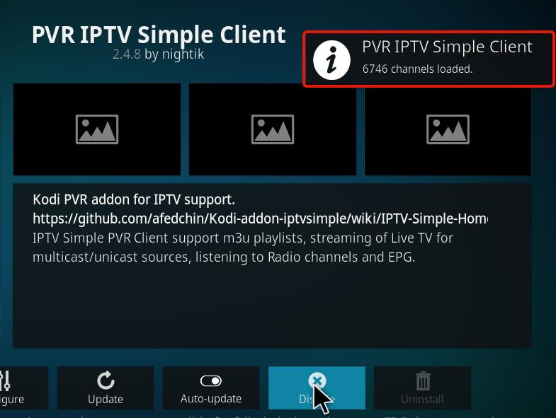6 1 - How to Setup iptv on KODI