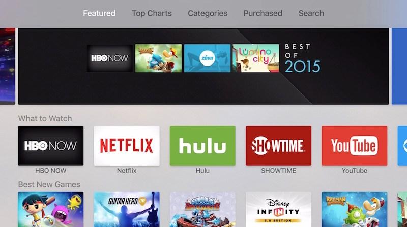 Apple TV App STore - How to Setup IPTV on Apple TV