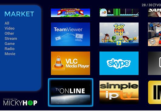 Screenshot 15 - how to setup iptv on Avov TVOnline