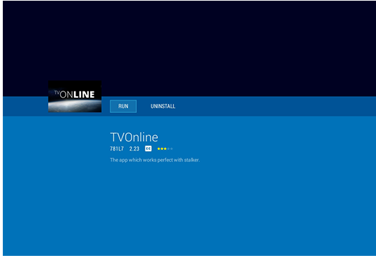 Screenshot 16 - how to setup iptv on Avov TVOnline